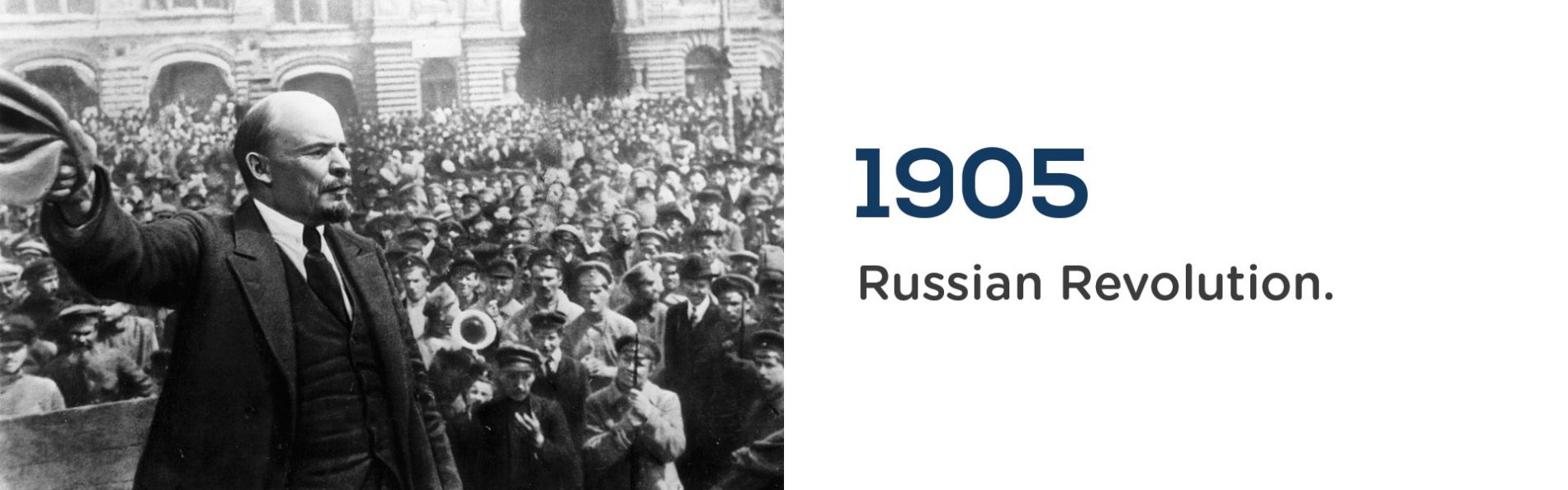 Russian Revolution beings in 1905.Wrigley Claydon Solicitors, Trusted for 200 years