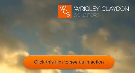 Wrigle Claydon Solicitors commercial video