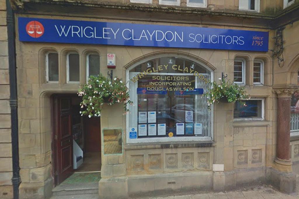 Wrigley Claydon Solicitors Todmorden Branch